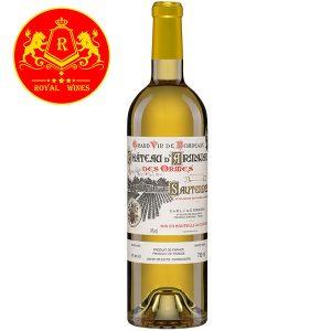 Rượu Vang Chateau Darmajan Des Ormes
