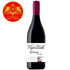 Rượu Vang Kiwi Walk Marlborough Pinot Noir