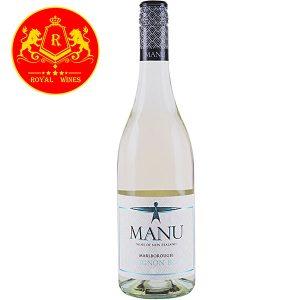 Rượu Vang Manu Marlborough Sauvignon Blanc