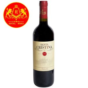 Rượu Vang Santa Cristina Toscana