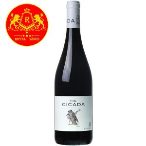Rượu Vang The Cicada