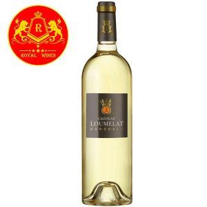 Rượu Vang Trang Chateau Loumelat Bordeaux