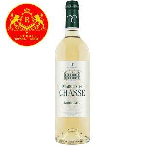Rượu Vang Trang Marquis De Chasse Bordeaux