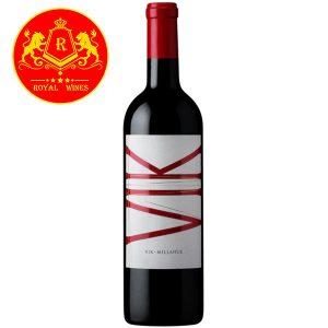 Rượu Vang Vik Millahue