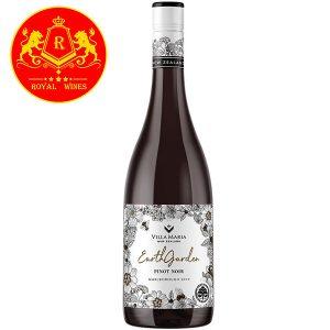 Rượu Vang Villa Maria Earth Graden Pinot Noir