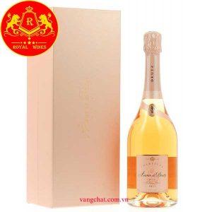 Ruou Champagne Amour De Deutz Rose