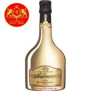 Ruou Champagne Stradivarius De Charles De Cazanove