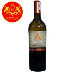 Rượu Vang A Alpha Estate Sauvignon Blanc