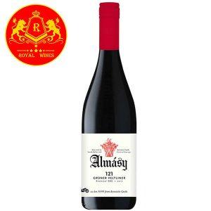 Rượu Vang Almasy 121 Gruner Veltliner