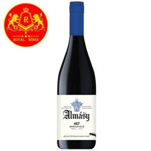 Rượu Vang Almasy 487 Harslevelu