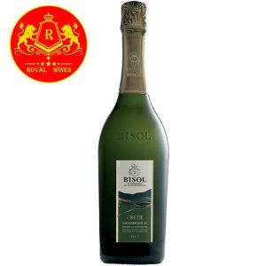 Rượu Vang Bisol Crede Valdobbiadene Prosecco