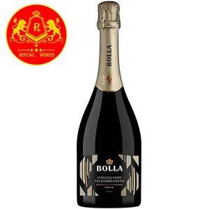 Rượu Vang Bolla Valdobbiadene Prosecco