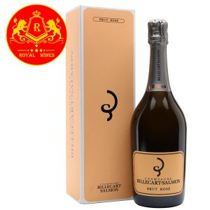 Rượu Vang Champagne Billecart Salmon Brut Rose
