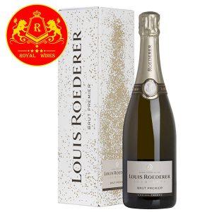 Rượu Vang Champagne Louis Roederer Brut Premier