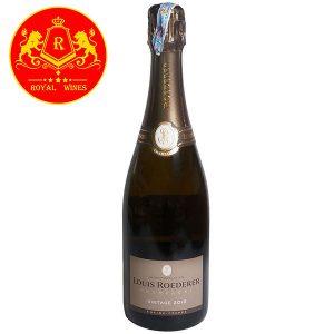 Rượu Vang Champagne Louis Roederer Vintage
