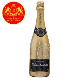Rượu Vang Champagne Nicolas Feuillatte Brut Reserve