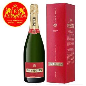 Rượu Vang Champagne Piper Heidsieck Cuvee Brut