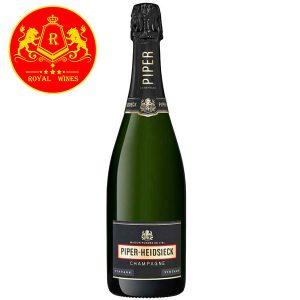 Rượu Vang Champagne Piper Heidsieck Vintage