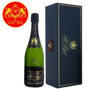 Rượu Vang Champagne Pol Roger Sir Winston Churchill
