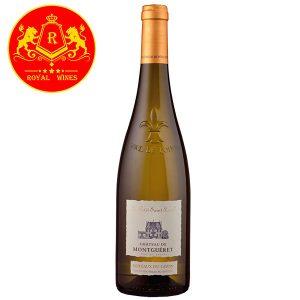 Rượu Vang Chateau De Montgueret Coteaux Du Layon