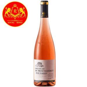 Rượu Vang Chateau De Montgueret Rose Danjou