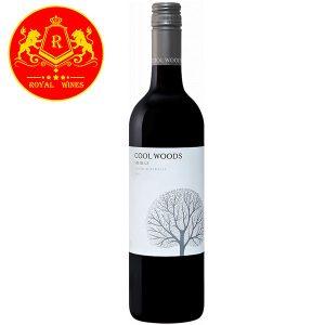 Rượu Vang Cool Woods Shiraz