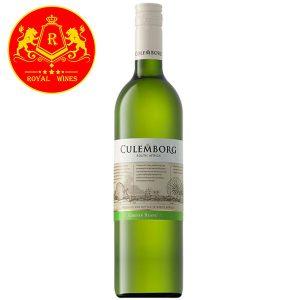 Rượu Vang Culemborg Chenin Blanc