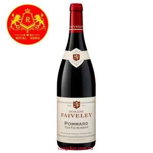 Ruou Vang Domaine Faiveley Pommard