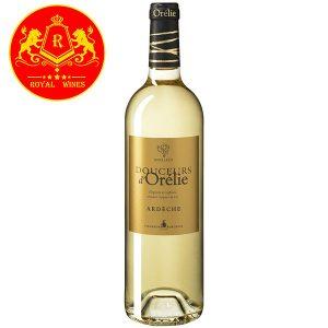 Rượu Vang Douceurs Dorelie Ardeche