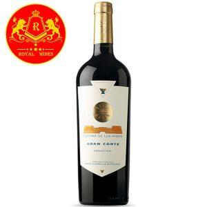 Rượu Vang Flechas De Los Andes Gran Corte