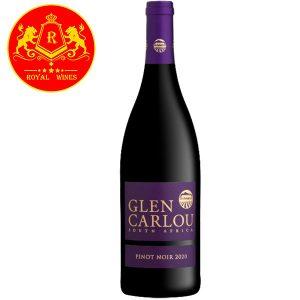 Rượu Vang Glen Carlou Pinot Noir