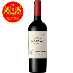 Rượu Vang Kaiken Reserva Cabernet Sauvignon