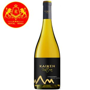 Rượu Vang Kaiken Ultra Chardonnay