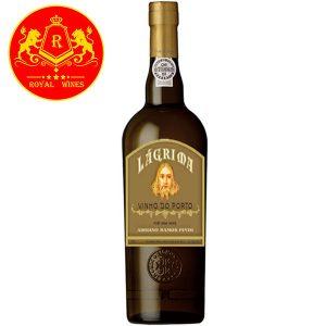 Rượu Vang Lagrima Vinho Do Porto
