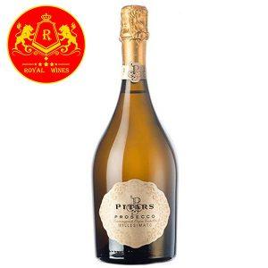 Rượu Vang Pitrars Prosecco Millesimato