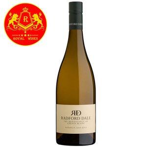 Rượu Vang Radford Dale Chenin Blanc