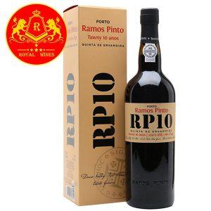 Rượu Vang Ramos Pinto Rp 10