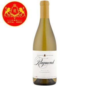 Rượu Vang Raymond Reserve Selection Chardonnay