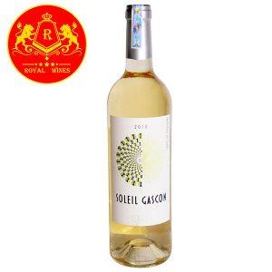 Rượu Vang Soleil Gascon Semi Sweet