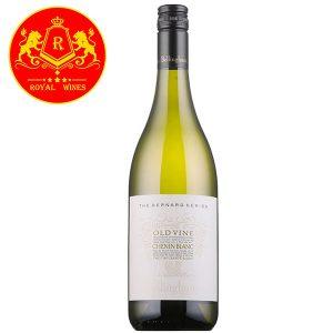 Rượu Vang The Bernard Series Old Vine Chenin Blanc