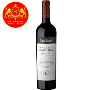 Rượu Vang Thorn Clarke William Randell Cabernet Sauvignon
