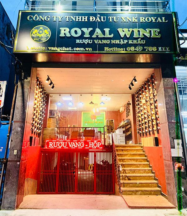 Royalwine Ruou Vang Nhap Khau