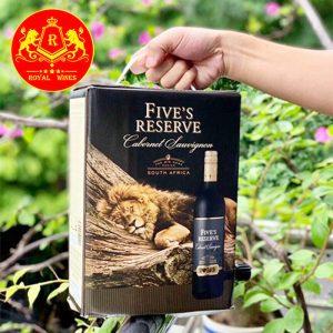 ruou-vang-bich-fives-reserve-cabernet-sauvignon-3l
