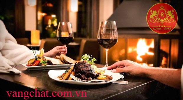 Kết Hợp Rượu Vang Pháp Và Đồ Ăn